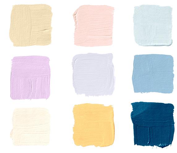 رنگ های برتر سال 2020
